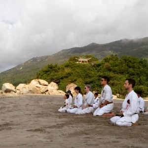 Hong Kong karate - mindfulness