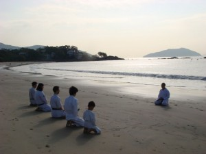 Hong Kong karate - health in mind