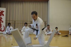 Hong Kong karate - health in spirit